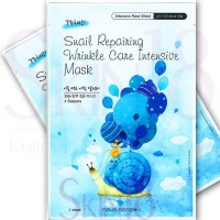 Four Season Snail Repairing Wrinkle Care Intensive Mask