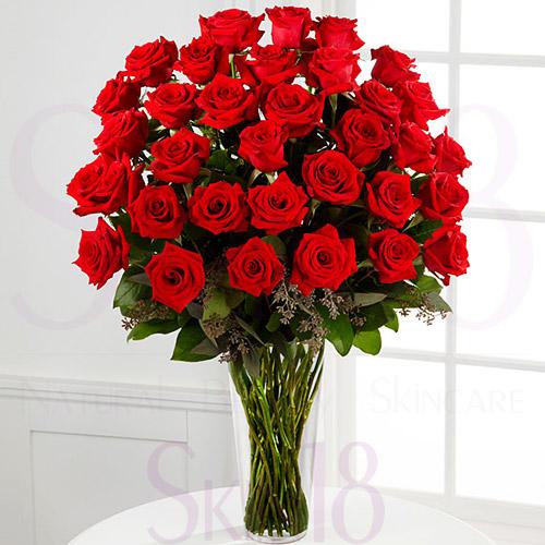 Display those Roses