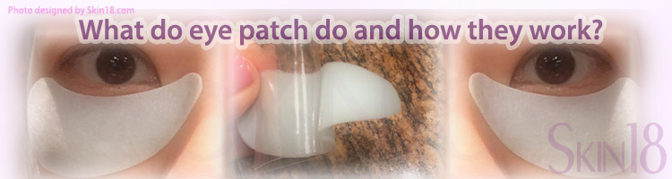 What do eye patchs do and how theywork?